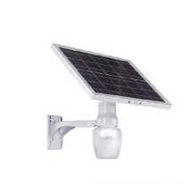 Aplique de pared solar LED