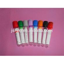 O CE ISO aprovou o fornecedor do tubo da coleção do sangue do ANIMAL DE ESTIMAÇÃO com preço grande