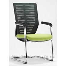 Cadeiras de tarefas de escritório de malha de atacado sem rodas (HF-ZM010)