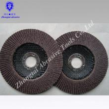 4 Zoll, 5 Zoll, 7 Zoll Abrasive Tuch Klappe Disc Polieren Metall, Edelstahl