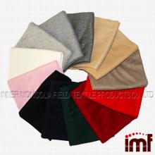 Super Soft Solid Cashmere & Wool Blend Scarf for Men Women