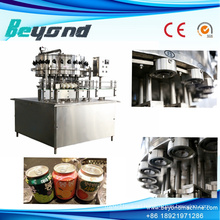 PLC Control Carbonated Drink Filling Manufacturing System