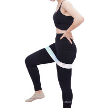 Custom Design Fitness Hip Circle Loop Booty Exercise Fabric Adjustable Resistance Band Hip