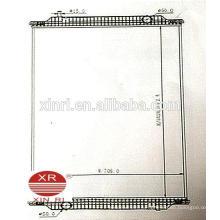 Высококачественный алюминиевый радиатор на европейском рынке для MAN EL (98-) 81061016529