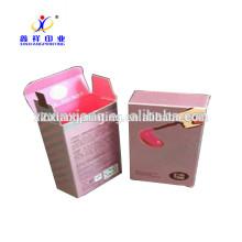 Chine fabricant en gros emballage carton en carton de luxe boîte de parfum