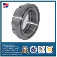 Piezas del CNC de la máquina del producto del CNC del acero inoxidable del CNC (WKC-341)