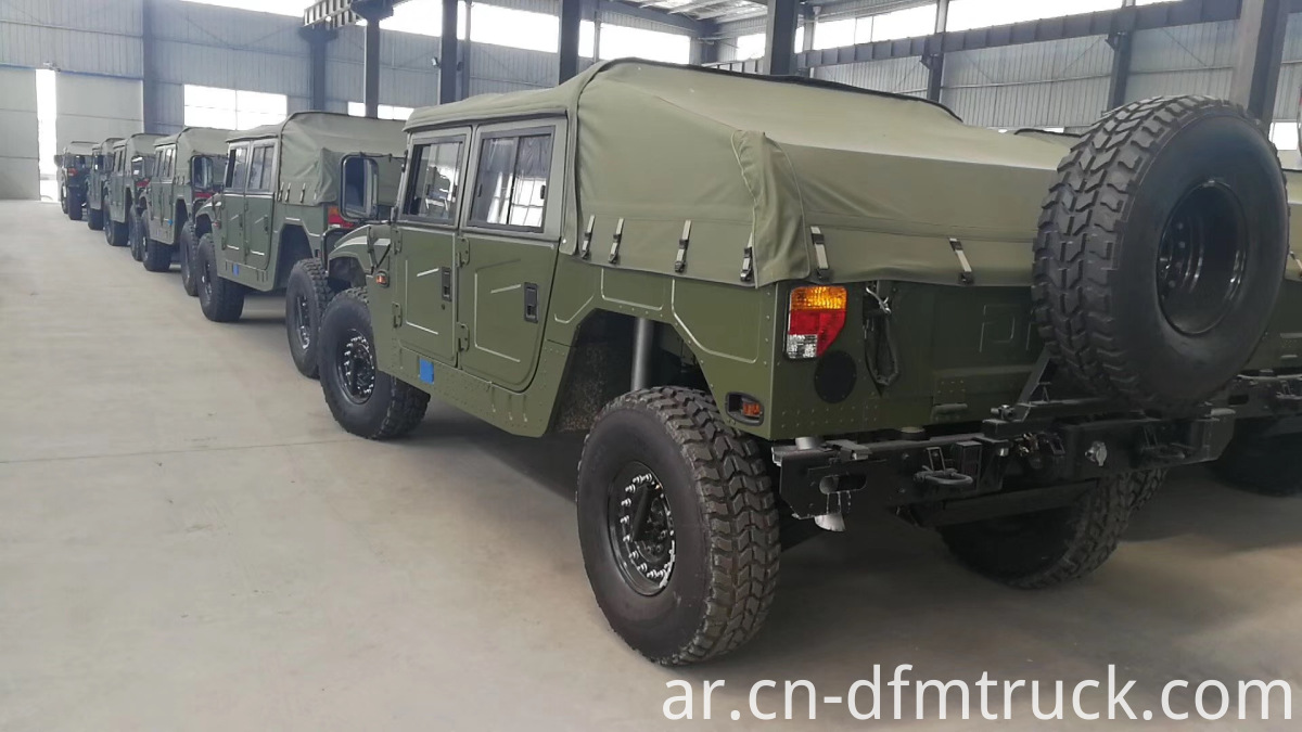 military truck-Dongfeng (2)
