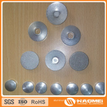Flat or Domed/Concave Aluminum Circle