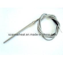 Élément chauffant de cartouche de chauffage tubulaire industriel (DTG-114)