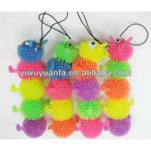 Flashing Yoyo Glow Puffer Ball Toy