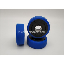 Step Roller untuk Hyundai Outdoor Escalators 70 * 25 * 6204