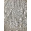 Positionieren Sie Flower Lace Fabric
