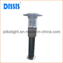 Stainless Steel 220V 2-in-1 Mosquito and Fly Control Light