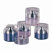 15g 30g 50g 80g Plastic Cosmetic Airless Bottle Airless Jar