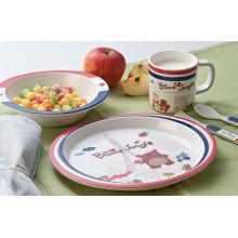 Melamin Kinder Geschirr / Food-Grade Melamin / Geschirr