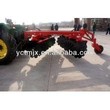 Farm equipment disc harrow,pull type hydraulic disc harrow