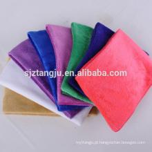 toalha de mão do microfiber mini, boa toalha de mão do preço para o mercado dos EUA