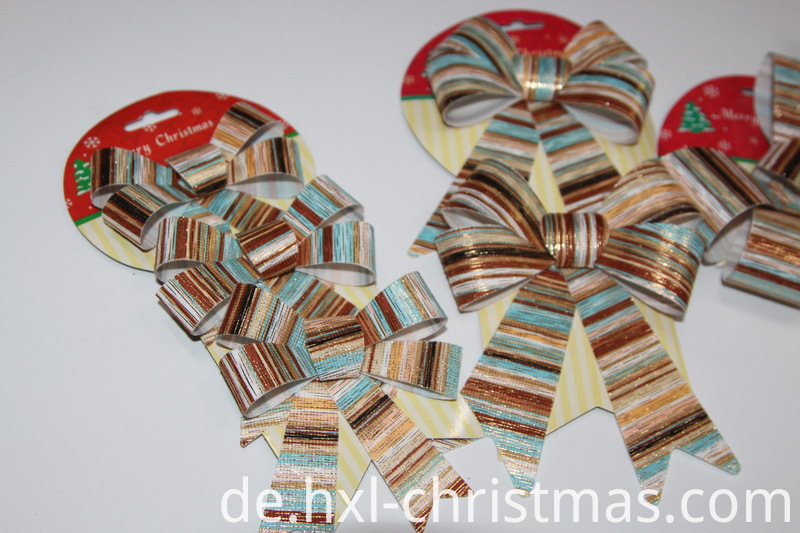 Ribbon Bow For Gift Decoration