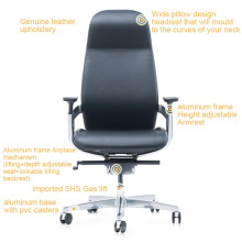Commercial furniture Luxury style Functional Ergonomic Office adjustable Chairs