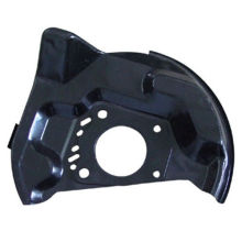 Custom Die Casting Parts with Black Painting