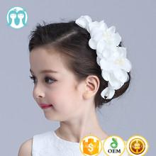 mais recente coreano meninas partido cabeça desgaste flor cocar para decoração de cabelo