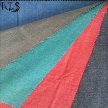 Cotton Jacquard Woven Yarn Dyed Fabric for Shirts/Dress Rlsc40-44ja