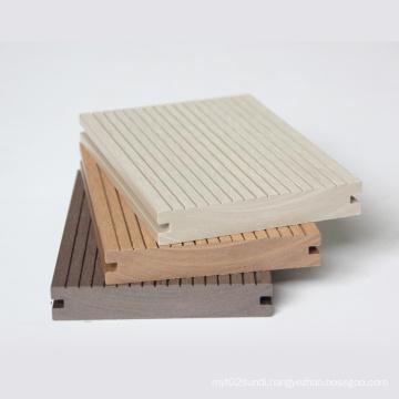 wpc outdoor decking wood grain composite deck boards wood plastic composite decking