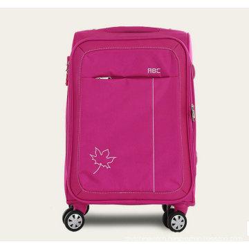 Nylon Waterproof Soft Travel Trolley Luggage