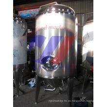 Fermenter Glycol Jacket Cónico Fermenter para cerveza