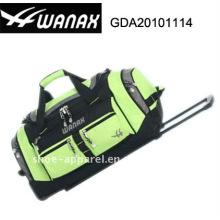 Novo saco de boliche esportivo na roda