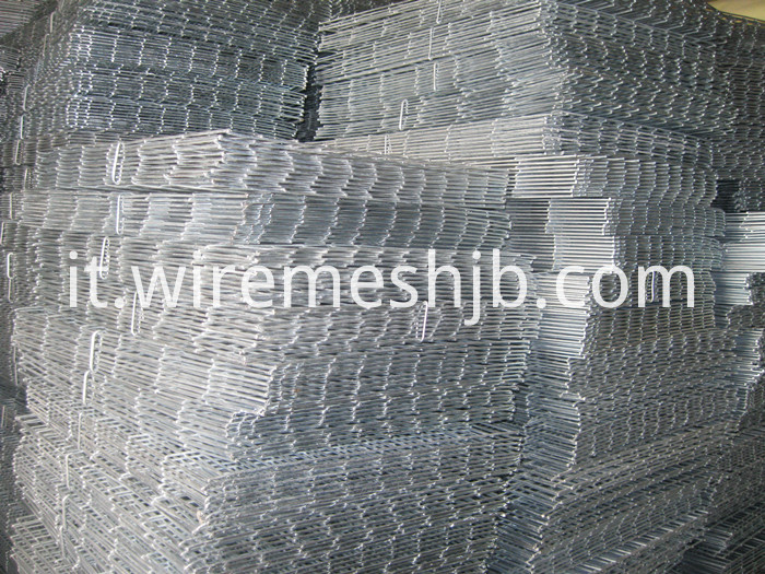 Galvanized Weld Mesh Panel