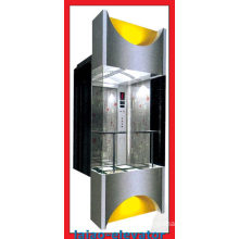 Vvvf & Mrl Observation Elevator Sightseeing Lift