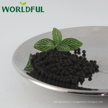 engrais agricole sodium humate pellet