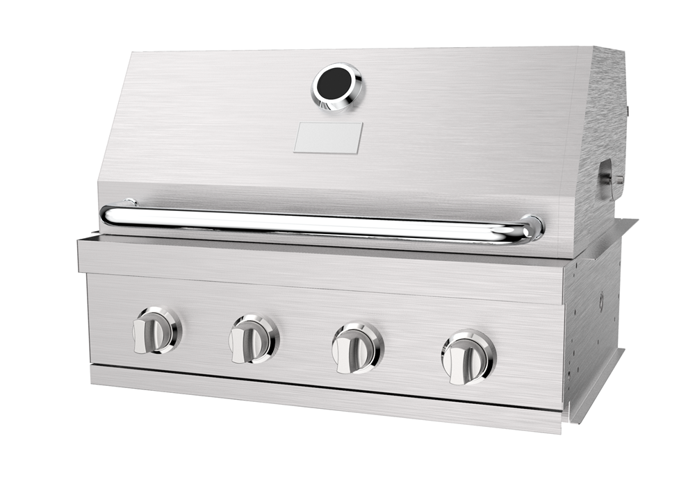 Built in Gas Barbecue