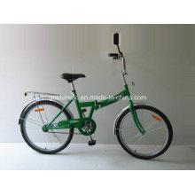 """24"""" Steel Frame Folding Bike (FJ24)"""