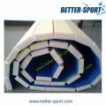Ensemble à rouleaux Flexi, tapis roulant XPE, tapis flexible XPE Flexiroll