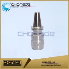 Mandrin de fraisage puissant de la série CNC SK40 SK50