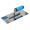 Fixtec 115mm 130mm Plastering Trowel Claying Knife