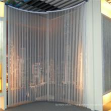 2014 persiennes verticales en Chine imprimées stores verticaux