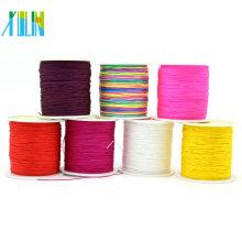 Alta Qualidade Colorido Chinês Knotting Cord para Fazer Jóias de Yiwu, ZYL0004-71 #