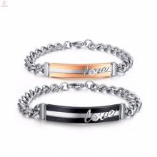cheap stainless steel mens girls' new designer bracelet models