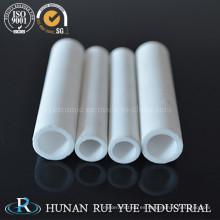 Tubo de protección de termopar de alúmina