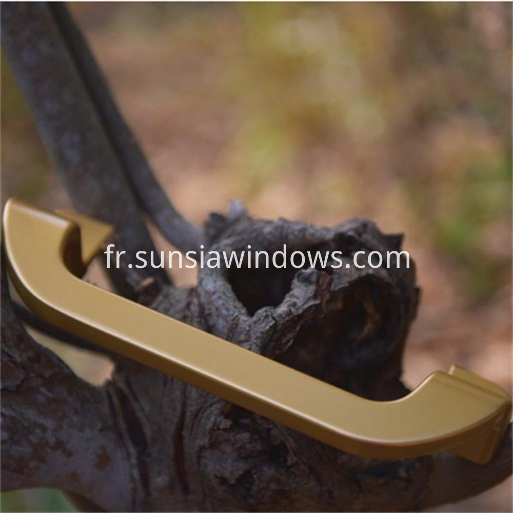 Big Handle for Slide Window and Door excellent Aluminum puller Handles Pull Handle