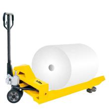 Xilin reel carrier pallet truck 1000kg hydraulic pump manual hand pallet trucks
