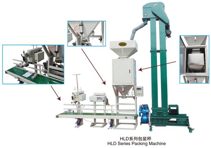 HLD packing machine