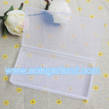 2*8*14.5CM Transparent Plastic Box Jewelry/Sewing Tool Containers