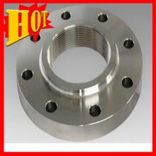 ASTM381 Gr5 Titanium Welding High-Neck Flange