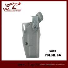 Haute qualité pistolet Holster, ceinture militaire Safarland 6320 Glock Holster pour pistolet tactique