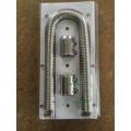 44 in flexiblen Edelstahl-Kühler-Schlauch für Generator-Motorenteile