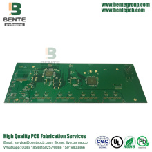 8 piastre Multilayer PCB FR4 Tg175 ENIG 3U